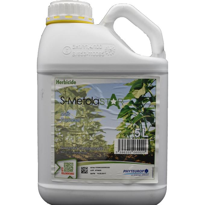 S metolastar 5 litres - Desherbage bio efficace ...