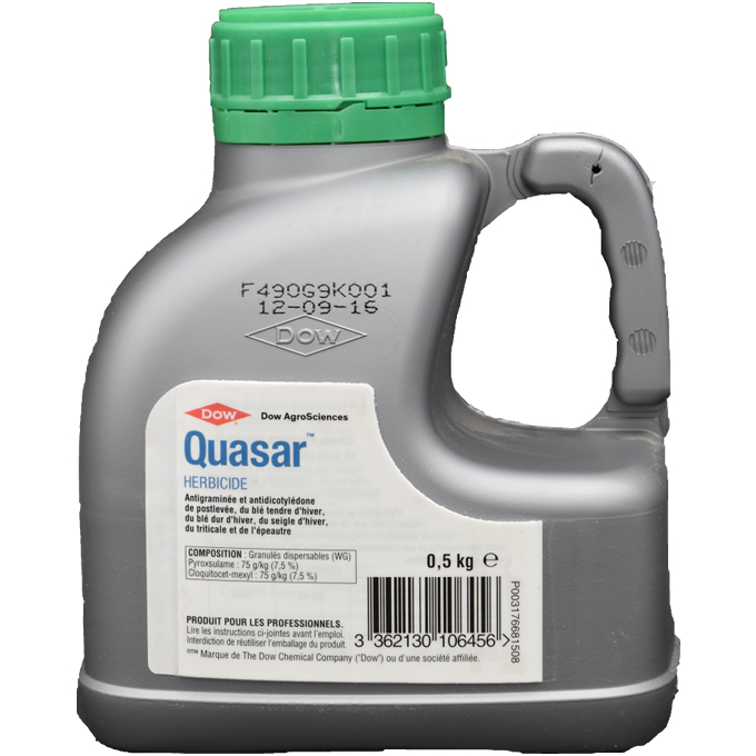 Quasar 500 grammes - Desherbage bio efficace ...